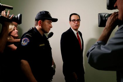 U.S. would re-open trade talks if China makes major changes: Mnuchin