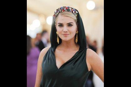 Modelo Kate Upton anuncia que está grávida