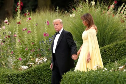 Trump says to run for reelection, had Brexit chat with Queen Elizabeth