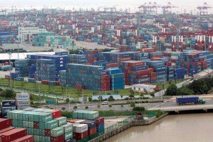 Chinas Wirtschaftswachstum schwächt sich etwas ab