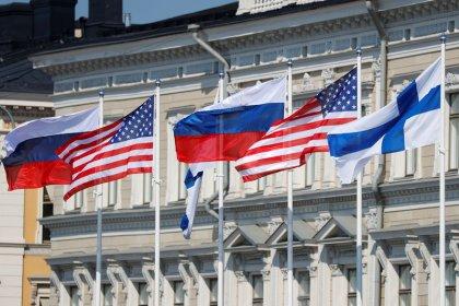 Putin und Trump zu erstem Gipfel zusammengekommen