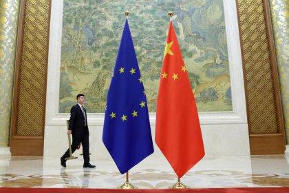 EU und China pochen trotz US-Abschied auf Klimaabkommen