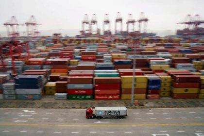 Zollstreit bremst China kaum - IWF bangt um globalen Aufschwung
