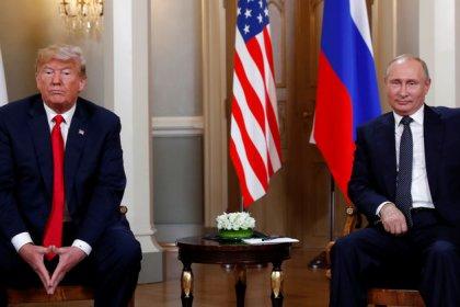 """Трамп: ладить с Россией - """"это хорошо, а не плохо"""""""