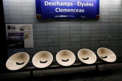 El metro de París cambia nombres de las estaciones en honor a los campeones del mundo