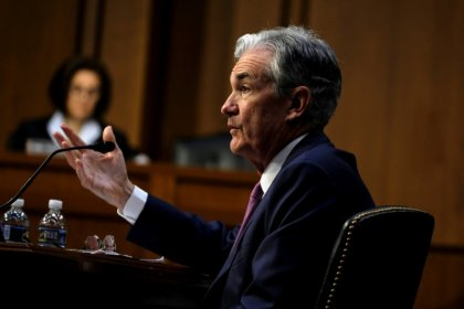 "Powell (Fed): ""Plusieurs années"" d'emploi fort, inflation faible"