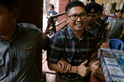 صحفي رويترز: تحقيق شرطة ميانمار ركز على قصة الروهينجا لا الوثائق السرية
