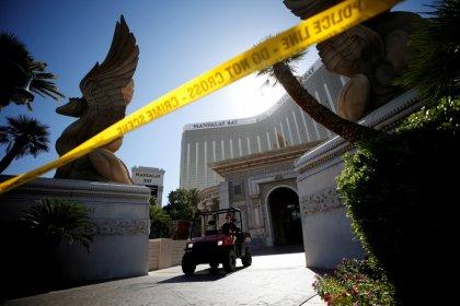Las Vegas hotel seeks immunity from lawsuits by shooting victims