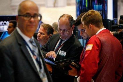 Уолл-стрит выросла благодаря комментариям главы ФРС, корпоративным отчетам