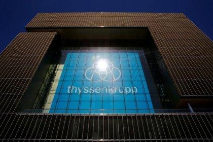 Bundesregierung in Sorge wegen Zukunft von Thyssenkrupp