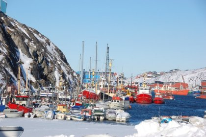 Greenland plans office in Beijing to boost trade ties with China