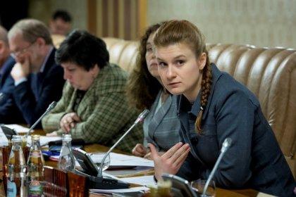 U.S. judge orders accused Russian agent Butina jailed