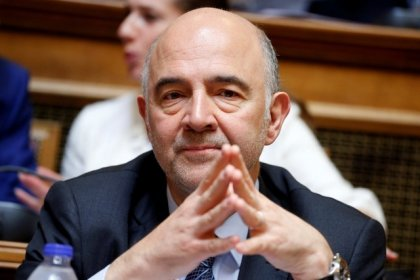 EU's Moscovici warns of hit to markets if trade tensions escalate