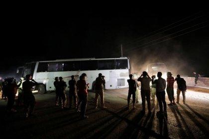 Syrische Rebellen an Golangrenze ergeben sich