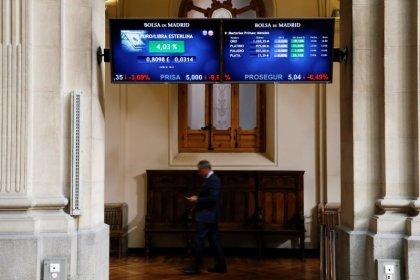 Borse Europa in calo, pesano trimestrali deludenti