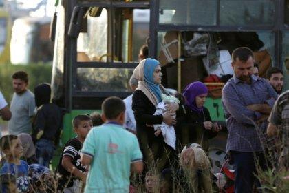 Evacuados dos pueblos pro-Asad en un acuerdo con insurgentes sirios