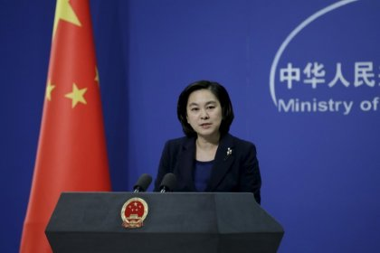 China says U.S. blaming Xi for blocking trade deal is 'bogus'
