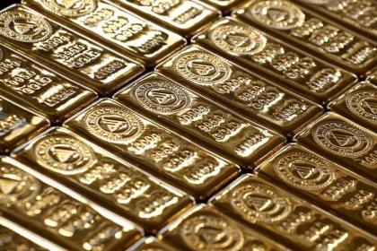 Цены на золото обновили минимум 1 года на фоне укрепления доллара