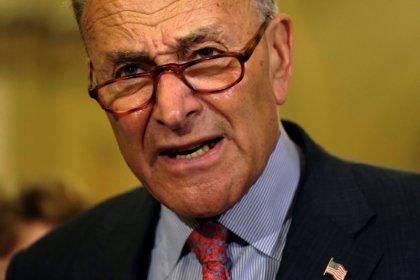 Top Senate Democrat says Trump shouldn't meet with Putin again