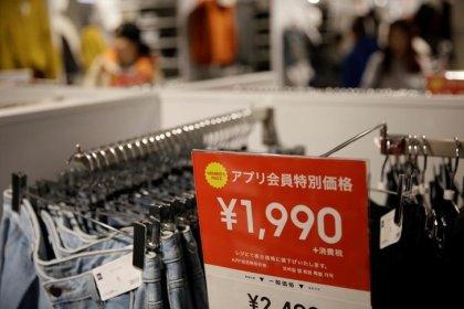 Núcleo da inflação no Japão sobe 0,8% em junho na comparação anual