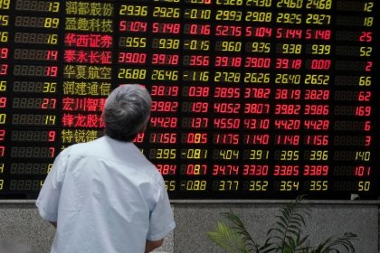 China's stock, yuan rebound drives Asian markets higher