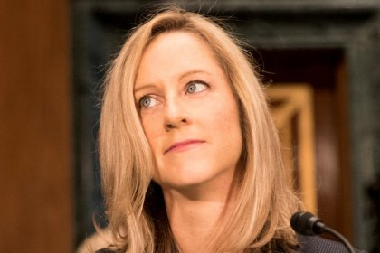 Trump's consumer watchdog pick defends record in Senate hearing
