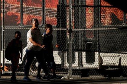Bulk of families separated at U.S.-Mexico border remain apart