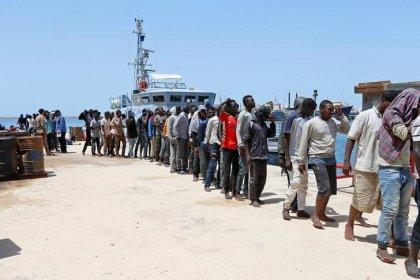 Libyen lehnt EU-Flüchtlingszentren im eigenen Land ab