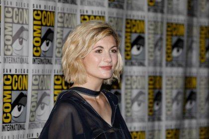 """La primera actriz en interpretar a """"Doctor Who"""" dice que es """"una alegría absoluta"""""""