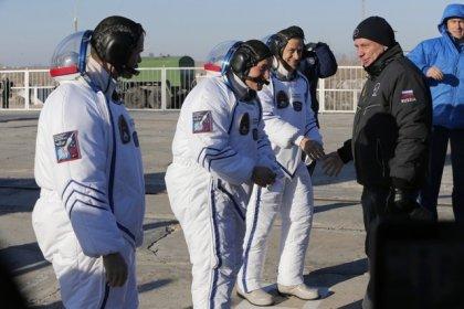 Registran la agencia espacial rusa en un caso de supuesta traición