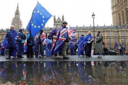Londres advertirá cada semana a los británicos de un Brexit sin acuerdo