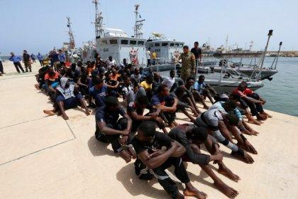 Libia rechaza el plan de la UE de instalar centros de inmigrantes en su territorio