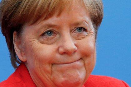 Merkel says transatlantic ties with Trump 'crucial for us'