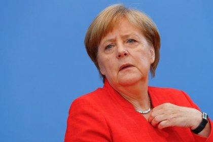 Merkel droht EU-Gegenmaßnahmen bei US-Autozöllen an