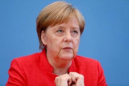 Merkel betont Existenzrecht Israels