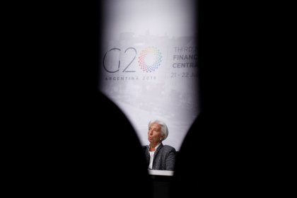 IMF warns G20 that tariffs hurting economy as Trump threatens more