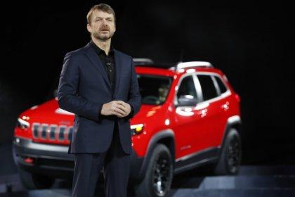 Fiat Chrysler nombra a jefe de Jeep como sustituto de enfermo CEO Marchionne