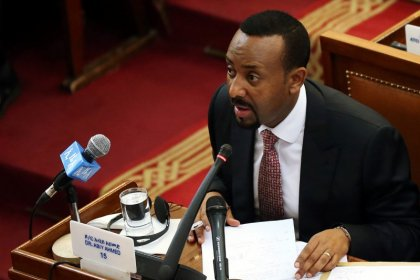 Ethiopia prime minister calls for multiparty democracy: chief of staff