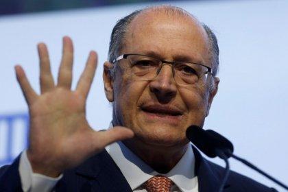 DEM declara apoio a Alckmin horas antes de anúncio oficial do blocão