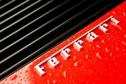 Ferrari confirms guidance as new CEO takes the wheel