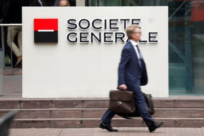 SocGen's asset sales spree spreads to Africa, Eastern Europe - sources