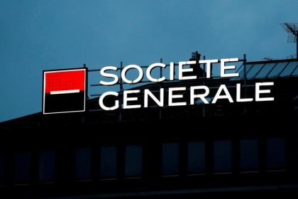 French bank SocGen's second quarter profits lifted by overseas businesses