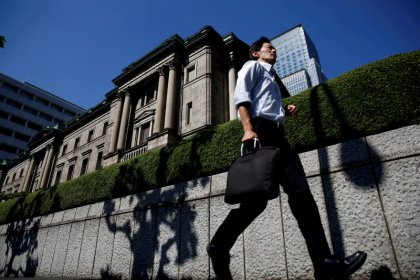 BOJ board disagreed on how much yields can move freely -July meeting summary