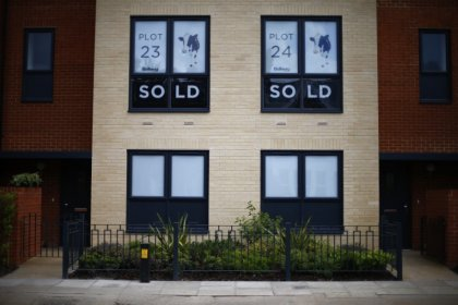 UK house prices inch up, buy-to-let investors exit market - RICS