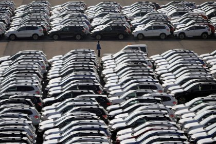 Japan's economy rebounds on brisk spending but trade rifts cloud outlook