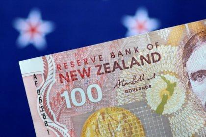 Analysts bet on higher kiwi but central bank goes dovish; Aussie seen rangebound: Reuters poll