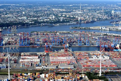 Germany maintains large surplus with U.S. despite trade friction