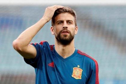 Piqué confirma que no jugará más en la selección española