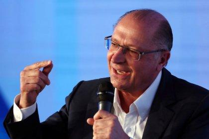 Alckmin promete metas de redução da criminalidade e não vê necessidade de intervenção como no RJ