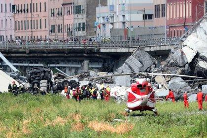 """Crollo ponte Morandi, Toti: numero vittime crescerà """"sensibilmente """""""